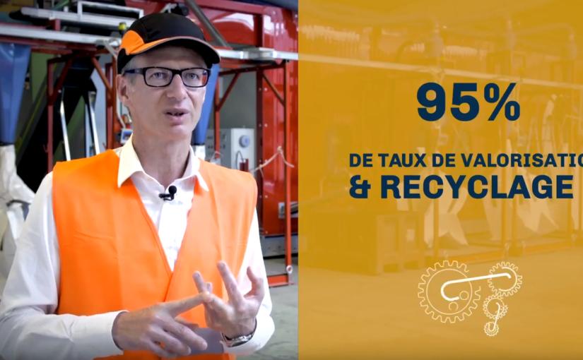 Le recyclage des panneaux solaires photovoltaïques