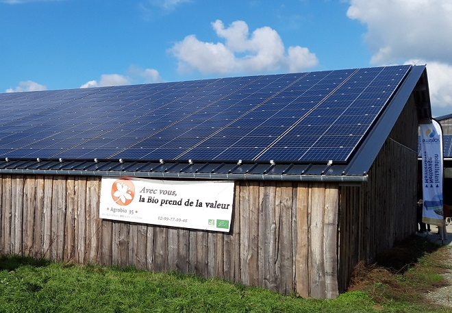 Une ferme bretonne en chemin pour l'autonomie énergétique