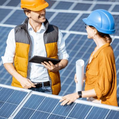 Electricien photovoltaïque F/H