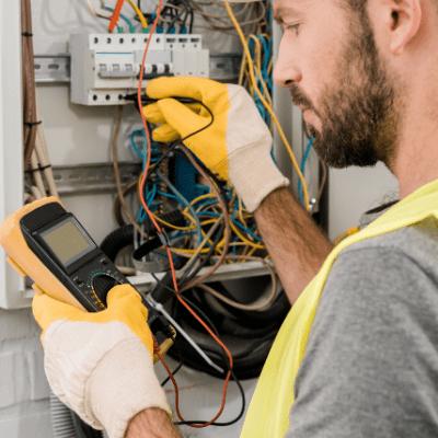 Électricien de maintenance photovoltaïque F/H