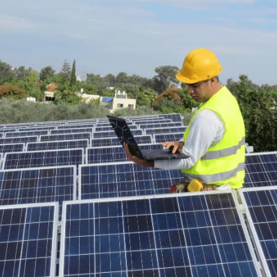 Technicien poseur de panneaux photovoltaïques F/H